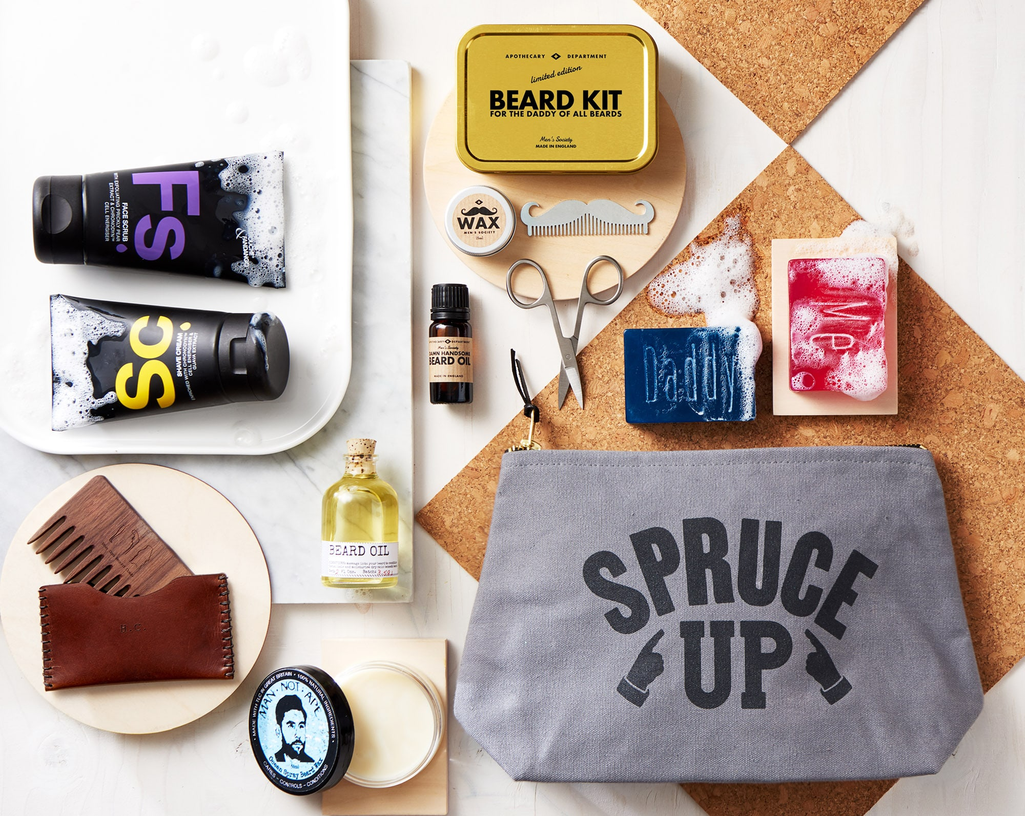Mens grooming presents for Father' Day
